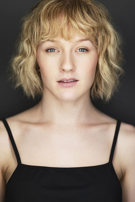 Holly Gould is Grace Fryer