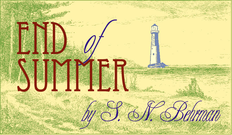 End of Summer, by S.N.